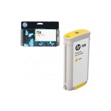 Картридж 728 для HP DJ T730/T830, 130ml (O) Yellow F9J65A