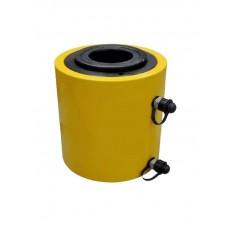 Домкрат гидравлический TOR ДП150Г50 (HHYG-15050KS), 150 т с полым штоком, шт