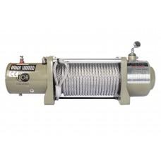Лебедка автомобильная TOR ЛА S10000 г/п 4536 кг 28 м 12V, шт