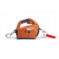 Лебедка электрическая переносная TOR SQ-05 450 кг 4,6 м с аккумулятором 24 В , шт