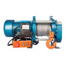 Лебедка TOR ЛЭК-1000 E21 (KCD) 1000 кг, 380 В с канатом 100 м, шт