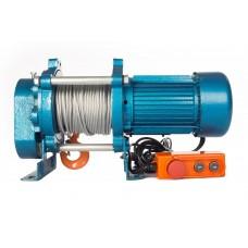 Лебедка TOR ЛЭК-500 E21 (KCD) 500 кг, 380 В с канатом 30 м, шт