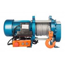 Лебедка TOR ЛЭК-500 E21 (KCD) 500 кг, 380 В с канатом 70 м, шт