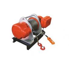 Лебедка электрическая TOR KDJ 1,0 т 100 м 380V, шт