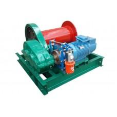 Лебедка электрическая TOR ЛМ (JM) г/п 5,0 тн Н=250 м (б/каната), шт