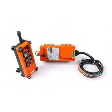Комплект радиоуправления TOR F24-8D (380 В, 8-кноп, двухскоростной), шт