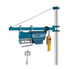 Таль электрическая подвесная TOR BLDN-YT-STL 125/250H 35м высокоскоростная, шт