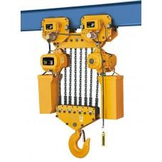 Таль электрическая цепная TOR ТЭЦП (HHBD10-04T) 10,0 т 6 м 380В, шт