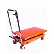 Стол подъемный передвижной 150 кг 210-720 мм TOR PT150, шт