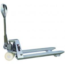 Тележка гидравлическая 2500 кг 1150 мм XILIN BFS нержавеющая сталь (нейлоновые колеса), шт