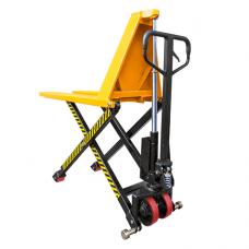 Тележка гидравлическая 1000 кг 1150 мм XILIN JF с ножничным подъемом (полиуретановые колеса), шт