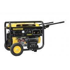 Генератор сварочный TOR TR220EW 5,0кВт 220В 25л с кнопкой запуска и колесами, шт