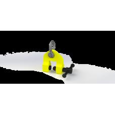 Захват струбцинный вертикальный ZSV (г/п 5 т, лист 0-80мм), шт