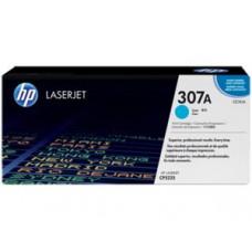 Картридж HP 307A cyan CE741A для CP5225
